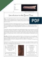 bone flute info