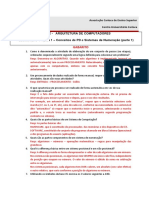 GABARITO-ARQ COMP-Questionário 1