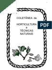 Horticultura e técnicas naturais - coletânea de artigos