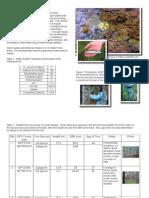 Reports - Waweig Biodiversity 2006