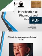 Phonetics ppt week 1