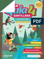 guia santillana 4 en aprendizajes claves