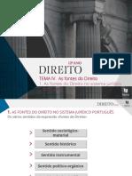 As fontes do Direito no sistema jurídico português.pptx