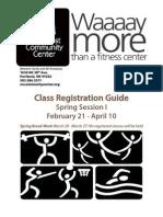 NECC_Spring I 2011 Booklet