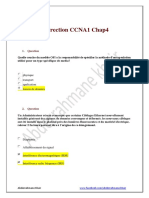 Correction CCNA1 Chap4