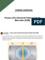 Presentación Proyección Universal Transversal de Mercator