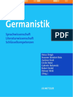 Germanistik Sprachwissenschaft — Literaturwissenschaft — Schlüsselkompetenzen by Heinz Drügh, Susanne Komfort-Hein, Andreas Kraß, Cécile Meier, Gabriele Rohowski, Robert Seidel, Helmut Weiß (eds.) (z-lib.org).pdf