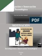 PPT 01 Investigación Aplicada - Proyectos de Innovación