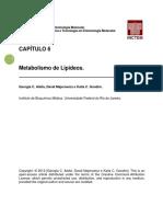 Metabolismo de Lipideos em insetos.