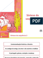 Síntese_da_sequência_2 EPalavras contextualização_caracteristicas Poesia trovadoresca