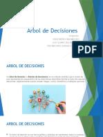 Árbol de Decisiones EXPOSICION