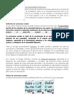 material para promocionar y difundir 18 marzo 2014 políticas de conv. esc.