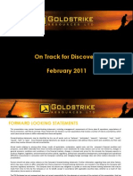 Gold Strike AXP PDF Feb 2011
