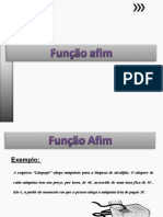 Funções -Função Afim Slideshare