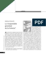 Artículo sobre Abelardo Castillo