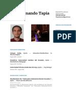 Luis Tapia - Curriculum Vitae.pdf
