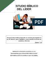 EL ESTUDIO BÍBLICO DEL LÍDER 2