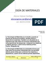 TECNOLOGÍA DE MATERIALES_presentación