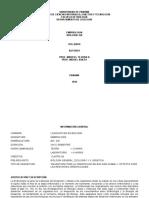Programa Embriología (Bio 328). Syllabus