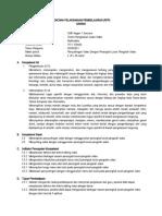 RENCANA PELAKSANAAN PEMBELAJARAN (RPP) KD 5 Revised