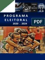 Programa Eleitoral - FPA 2020 . 2024