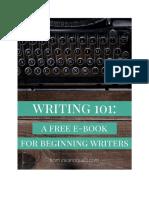 Free-Writing-101-Ebook