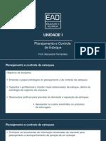 Slides de Aula Logística - Unidade I.pdf