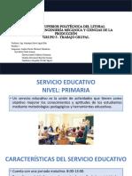 GRUPO5 DEFINICIÓN DE SERVICIO