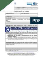 FGPR_260_06 - Descripción de Roles Lider de Parametrizacion y Pruebas