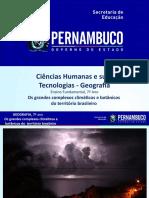 Os grandes complexos climáticos e botânicos do território brasileiro