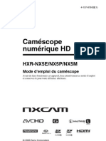 Sony_NXCAM_HXRNX5E_fr_manuel