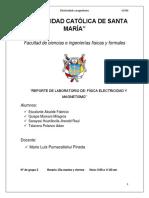 Practica N°11 Ley de faraday pdf