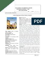 Cabeçalho - Fichas  - Filme Astérix e Cleótatra-2