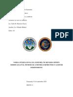 NIA 705 OPINIÓN MODIFICADA EN EL INFORME DE AUDITORÍA EMITIDO POR UN AUDITOR INDEPENDIENTE.pdf