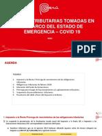 Medidas tributarias - COVID 19 - 2020 F (2)