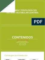 Clase 2 Anatomía y Fisiología del Sistema Vestibular Central (1).pdf