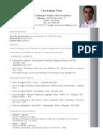 Currículo Cursos Luís Henrique 2020