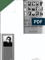 Diccionario de Autores Latinoamericanos - César Aira