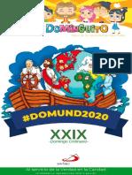 Mi Dominguito XXIX Ordinario