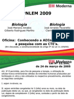 Biologia PPT - Células Tronco