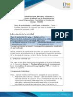Guia de actividades y Rúbrica de evaluación - Tarea 2 - Realizar planeación de recursos con base en modelos de planeación agregada y MRP (4)