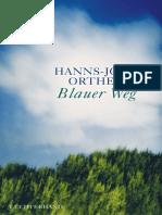 Blauer Weg by Ortheil Hanns-Josef (z-lib.org).epub