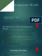 Module 1 The-Contemporary-World