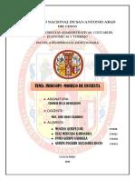 Organismos de Regulacion-Indecopi