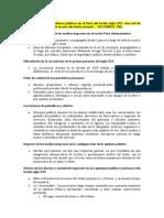 """""""Opiniones y esferas públicas en el Perú del tardío siglo XIX"""