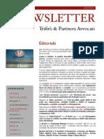Newsletter T&P N°43