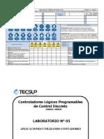 laboratorio5 Gutierrez , Castillo y Aquino