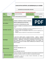 GUIA PARA NIVELACION PRIMER Y SEGUNDO PERIODO 6-7
