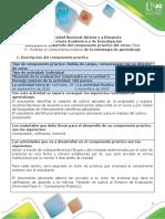 Guía para el desarrollo del componente práctico y rúbrica de evaluación - Unidad 3 - Fase 5 - Realizar el Componente práctico.pdf