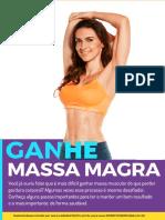 Ebook massa magra